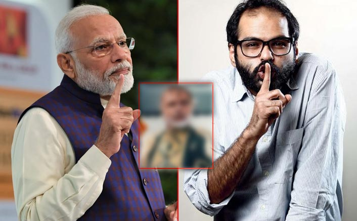 Kunal Kamra Gives Mogambo A Quirky Twist, Photoshops Narendra Modi's Face On It