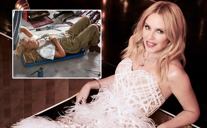 Kylie Minogue returns as 'Neighbours' character