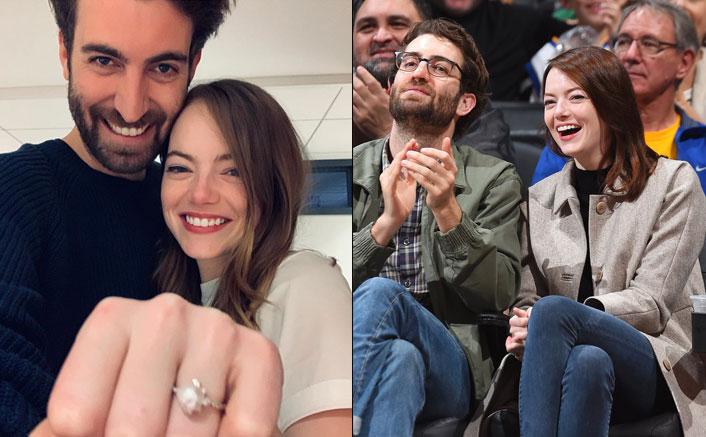 La La Land Star Emma Stone Gets Engaged To Long-Time Boyfriend Dave McCary