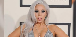 Lady GaGa doesn't remember when the last time she bathed