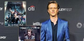 (Rohit)X-Men Star Lucas Till Shares His Experience On Working In MacGyver Series