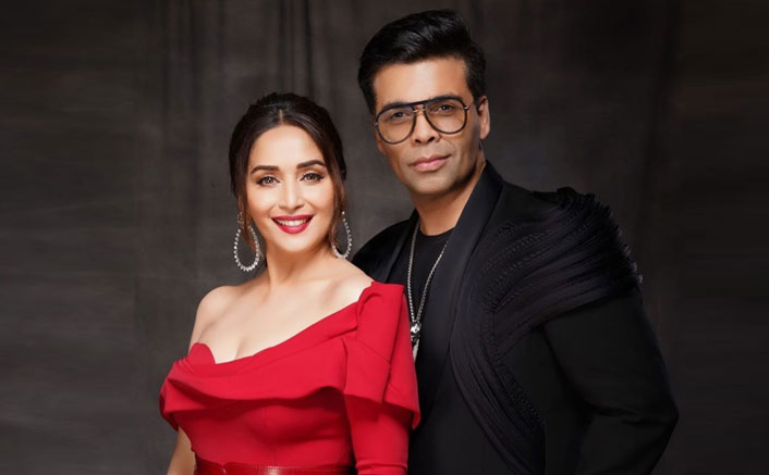 Madhuri Dixit Spills The Beans About Her 'Gripping' Netflix Series With Karan Johar