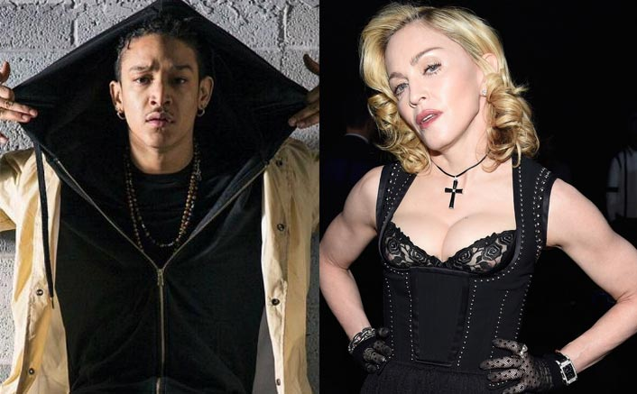 Madonna cozies up to dancer Ahlamalik Williams