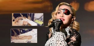 Madonna gets blood treatment after cancelling tour dates
