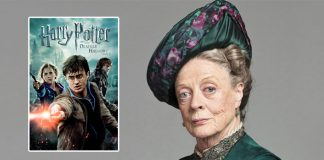 Maggie Smith AKA Professor Minerva McGonagall Reveals Working In Harry Potter Films Wasn't Satisfying For Her