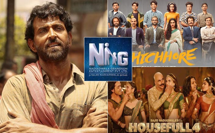 From Super 30 To Housefull 4, Nadiadwala Grandson Entertainment's Box Office Report-Card Of 2019