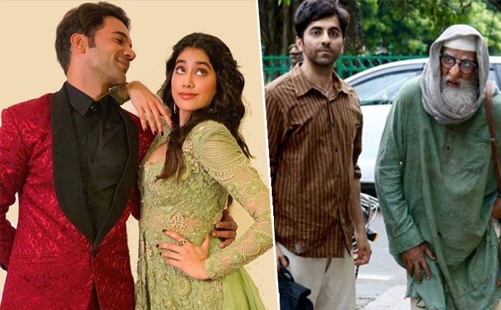 Makers Of Rajkummar Rao, Janhvi Kapoor Starrer RoohiAfza To Postpone The Film To Avoid Clash With Ayushamnn Khurrana starrer Gulabo Sitabo