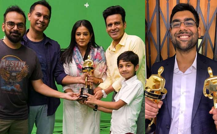 Critics' Choice Shorts And Series Awards: Manoj Bajpayee & Dhruv Sehgal Win It Big
