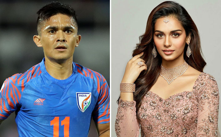 Prithviraj Actress Manushi Chillar & Sunil Chhetri Named PETA India's Hottest Vegetarians Of 2019