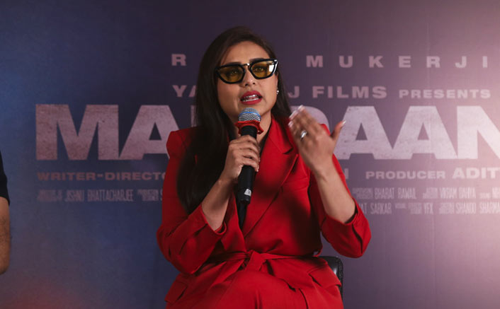 Mardaani 2 Actress Rani Mukerji Talks About What Kind Of Punishment Is Right For The Rapists