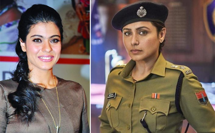 Mardaani 2: Kajol Pours In Praises For Rani Mukerji!