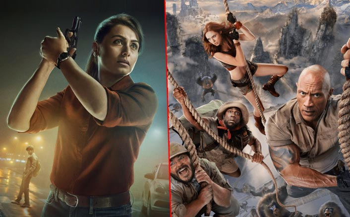 Mardaani 2 VS Jumanji: The Next Level Box Office Comparison: Which Film Had Better Trending In Week 1?