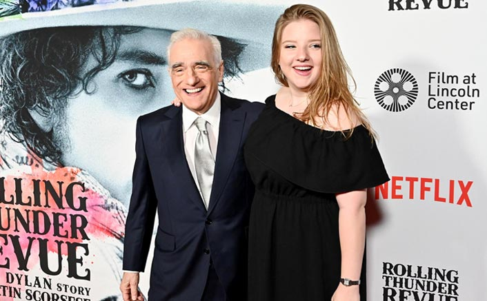 Martin Scorsese's Daughter Francesca Scorsese Is Team Marvel! Wraps Her Father's Christmas Gift In Superhero Themed Wrapping Paper