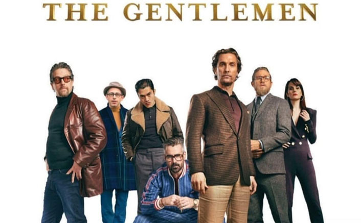 Matthew McConaughey's Action-Comedy 'The Gentlemen' Gets A Release Date In India