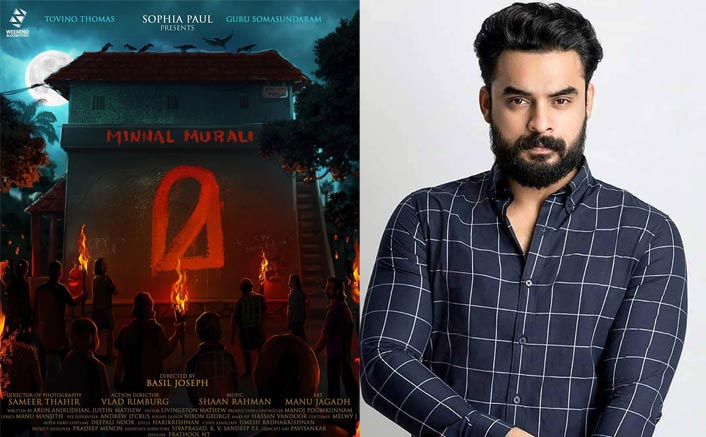 Minnal Murali: Tovino Thomas's Superhero Film Goes On Floor