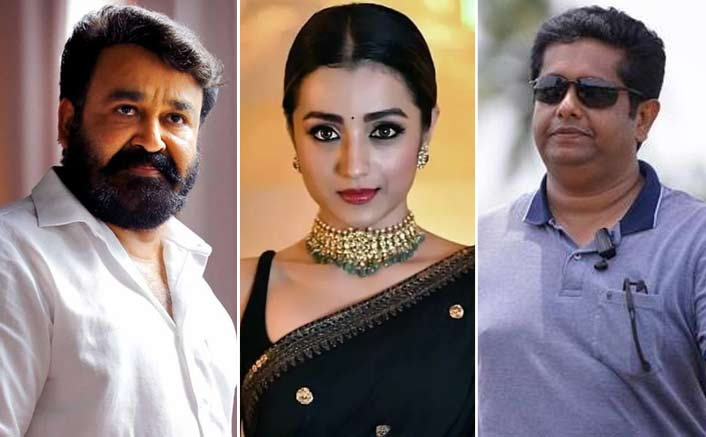 Mohanlal & Trisha Krishnan To Team Up For Jeethu Joseph's Next Malayalam Action Venture