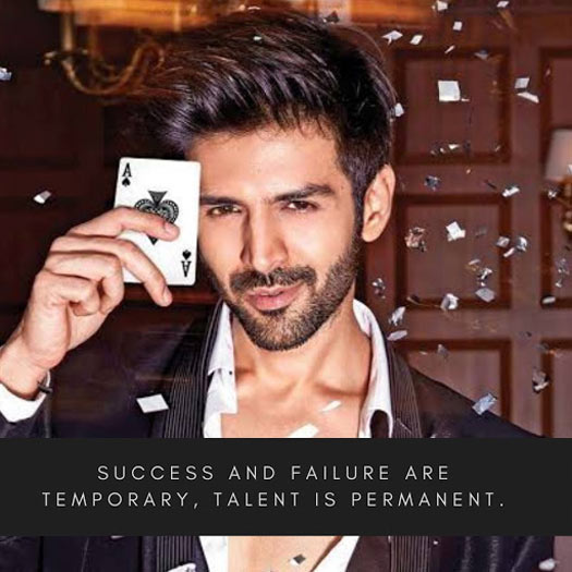 #MondayMotivation: Kartik Aaryan Has A Really Important Thing To Say To His Fans!