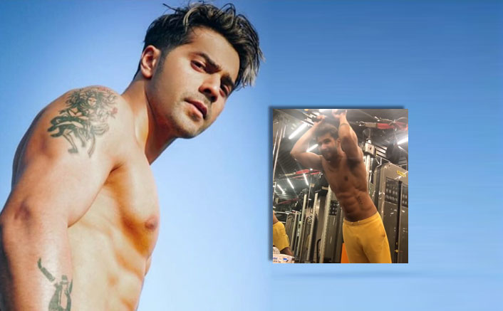 #MondayMotivation: Varun Dhawan's Workout Video From His Street Dancer 3D Days Proves Hard Work Pays Off