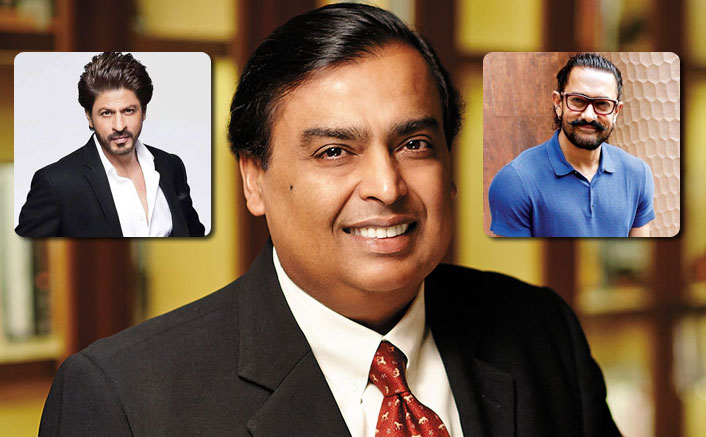 Mukesh Ambani, SRK, Aamir among Variety's 500 Most Important People
