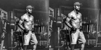Naga Shaurya Sets Internet Ablaze With His Well Toned Abs