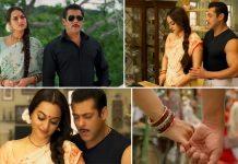 *Naughty aur super sexy Rajjo abhi Bhi Hain Chulbul Ki Habibi! The Pandey couple is 'high' on romance in new promo of Dabangg 3*
