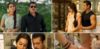 *Naughty aur super sexy Rajjo abhi Bhi Hain Chulbul Ki Habibi! The Pandey couple is 'high' on romance in new promo of Dabangg 3*