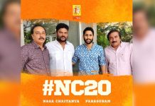 #NC20: 'Geetha Govindam' Maker Parasuram Signs In Naga Chaitanya As Lead For His Next