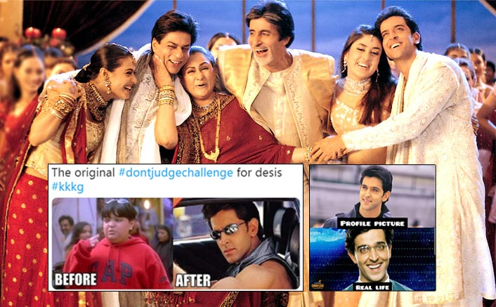 Netizens Celebrate 18 Years Of Kabhi Khushi Kabhie Gham With Hilarious Memes