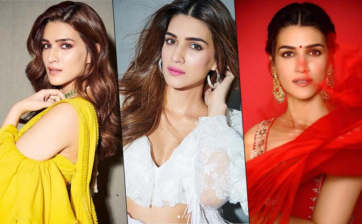Not Just Gram Flour, Kriti Sanon Adds This Ingredient To Her Face-Mask For Glow