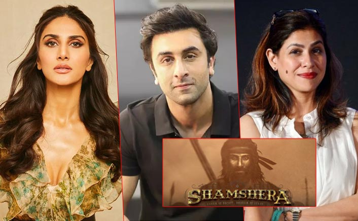 Not Just Vaani Kapoor But Ranbir Kapoor To Romance This Marathi Actress In Yash Raj Films' Shamshera