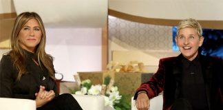 Oh No! Jennifer Aniston Breaks Down On Ellen DeGeneres' Show