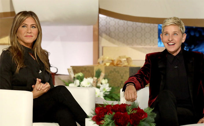 Jennifer Aniston Breaks Down On The Ellen DeGeneres' Show & The Reason Will Melt Your Heart!