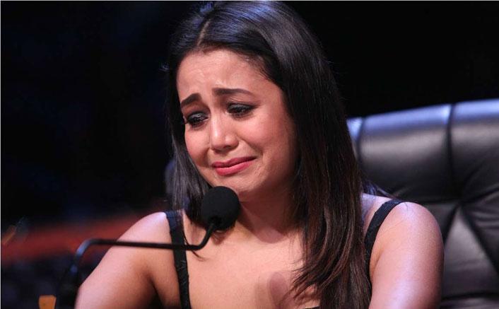 OMG! Neha Kakkar Wants To End Life; Feels Life Is Unfair?
