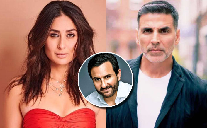 Kareena Kapoor Khan's Feelings For Saif Ali Khan Were Discovered By THIS Superstar