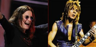 Ozzy Osbourne offers $25K reward for stolen Randy Rhoads' guitar