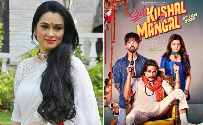 Padmini Kolhapure's son Priyaank excited about debut film