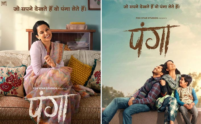 Panga Posters On 'How's The Hype?': BLOCKBUSTER Or Lacklustre? Vote Now!