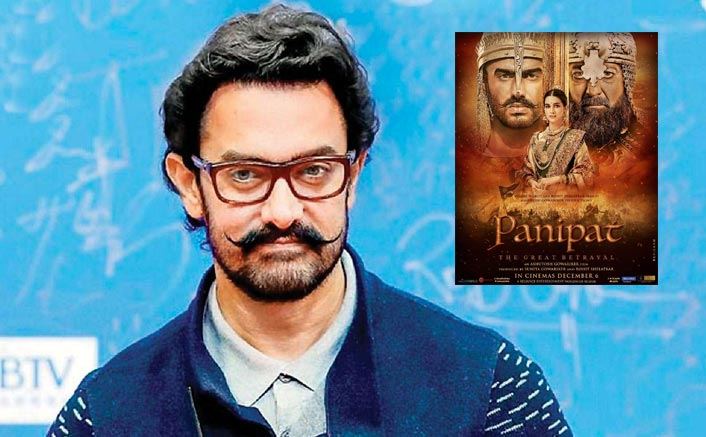 Panipat: Aamir Khan Lends His Best Wishes To Sanjay Dutt, Kriti Sanon, Arjun Kapoor & Ashutosh Gowariker For Their Historical Drama