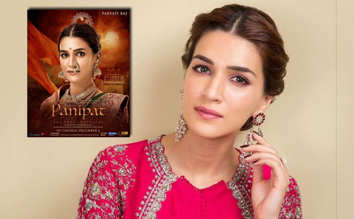 Panipat: Kriti Sanon Reacts To Controversy Surrounding Her 'Mastani' Dialogue