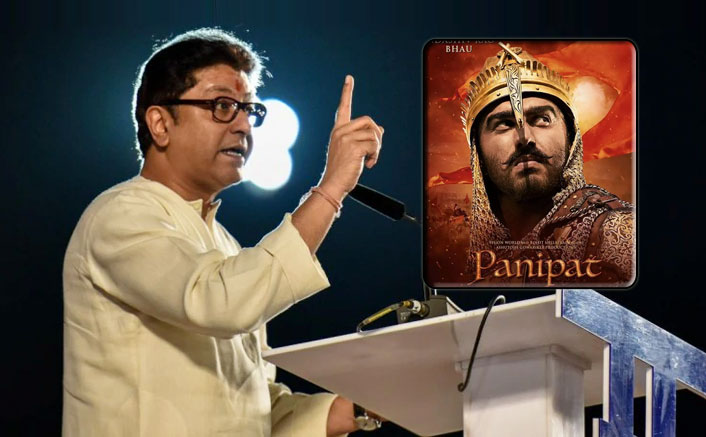Panipat: Raj Thackeray Urges All Indians To Witness The History Behind The Epic Battle!