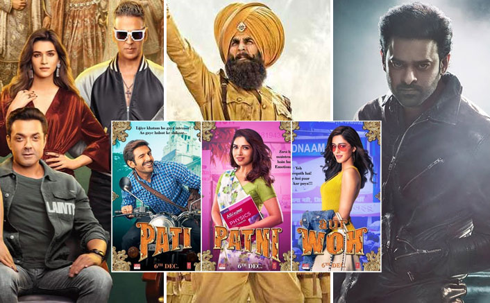 Pati Patni Aur Woh Box Office: Kartik Aaryan Dominates Akshay Kumar's Kesari, Housefull 4 & Prabhas' Saaho In Profits!