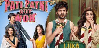 Pati Patni Aur Woh Vs Luka Chuppi Box Office 5 Day Comparison: Which Film Is Leading?