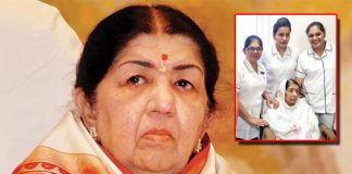 Pic: Lata Mangeshkar Is Healthy & Happy As She Gets Discharged After Almost A Month