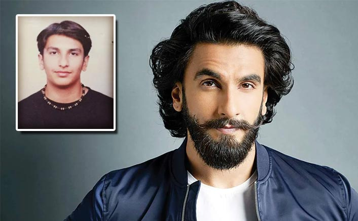 Ranveer Singh Owns The Internet With A Cute #FlashbackFriday Picture Of Him