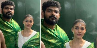 Pics: Darbar Actress Nayanthara & Beau Vignesh Shivan Seek Blessings Of The Almighty At A Temple Kanyakumari