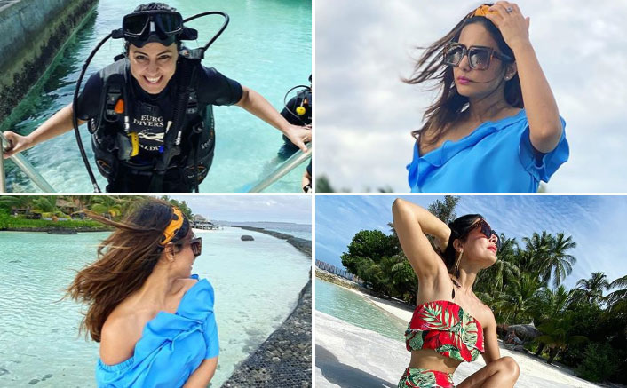 Planning On A New Year's Vacay? Hina Khan's Maldives Pics Are Your Ultimate Inspiration