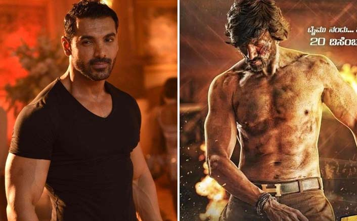 Post Dabangg 3, Kichcha Sudeep Is Eager To Rope In John Abraham For His Directorial