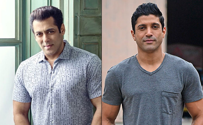 Post Radhe: India's Most Wanted Bhai, Salman Khan To Collab With Farhan Akhtar?