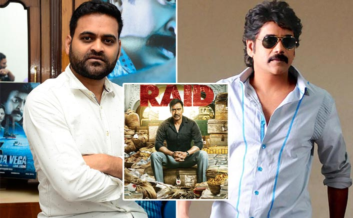 Akkineni Nagarjuna's Telugu Remake Of Ajay Devgn's Raid To Be Directed By Praveen Sattaru?