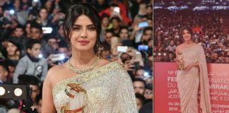 Priyanka Chopra Jonas Becomes One Of The Four World Personalities Honoured At The 18th Marrakech International Film Festival